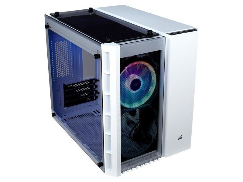 Корпус Corsair Crystal Series 280X RGB TG White CC-9011137-WW цена