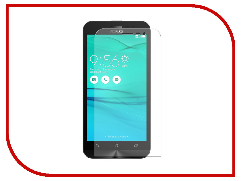 Аксессуар Защитное стекло для ASUS ZenFone Go ZB500KL Liberty Project Tempered Glass 0.33mm 0L-00037716 new 5 inch for asus zenfone go zb500kl full lcd display touch screen panel digitizer assembly replacement free shipping