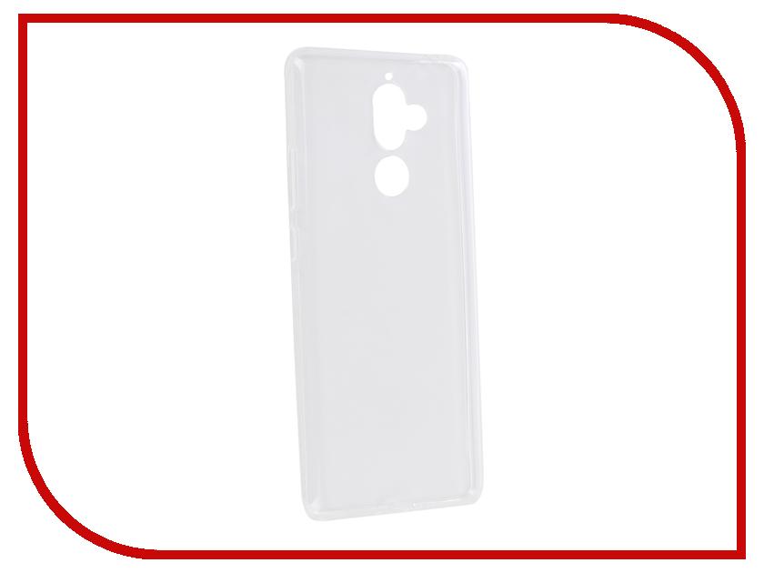 Аксессуар Чехол для Nokia 7 Plus Liberty Project Silicone TPU Transparent 0L-00039125