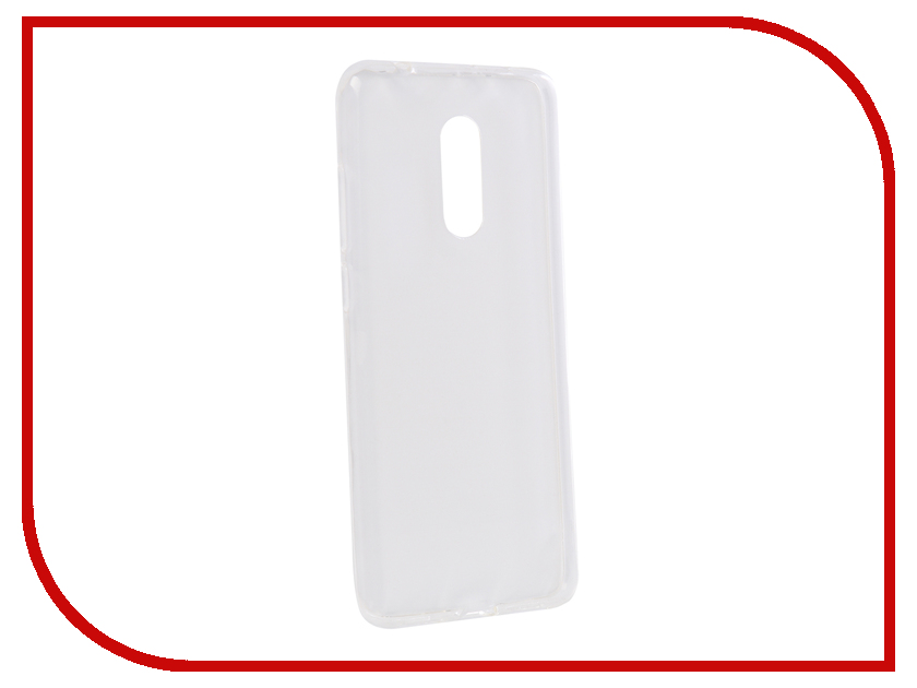 Аксессуар Чехол для Xiaomi Redmi 5 Liberty Project Silicone TPU Transparent 0L-00039128 aluminum project box splitted enclosure 25x25x80mm diy for pcb electronics enclosure new wholesale