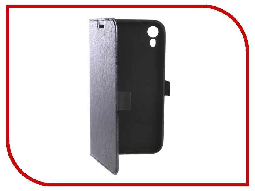 Аксессуар Чехол DF для APPLE iPhone XR iFlip-03 Black df