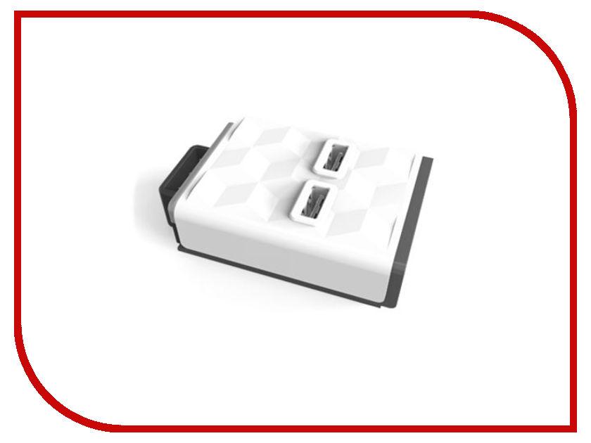 Модуль для удлинителя Allocacoc PowerModule 2xUSB 10096/MDUSB2