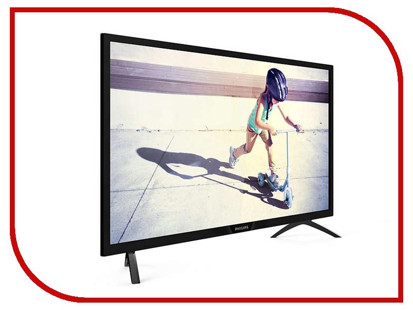 Телевизор Philips 32PHS4012 телевизор philips bdl4270el 00 черный