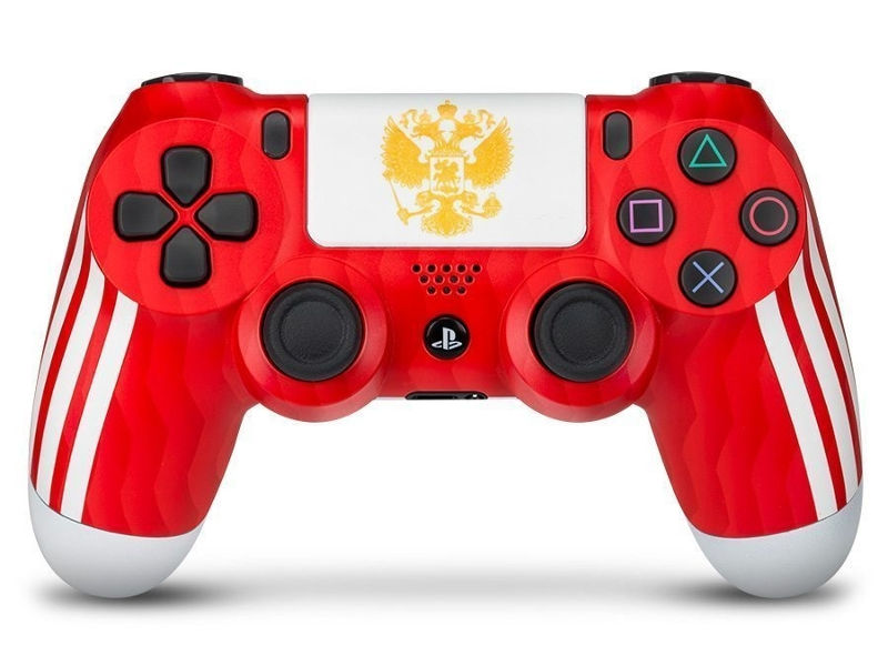 Rainbo Sony DualShock 4 National team Russia