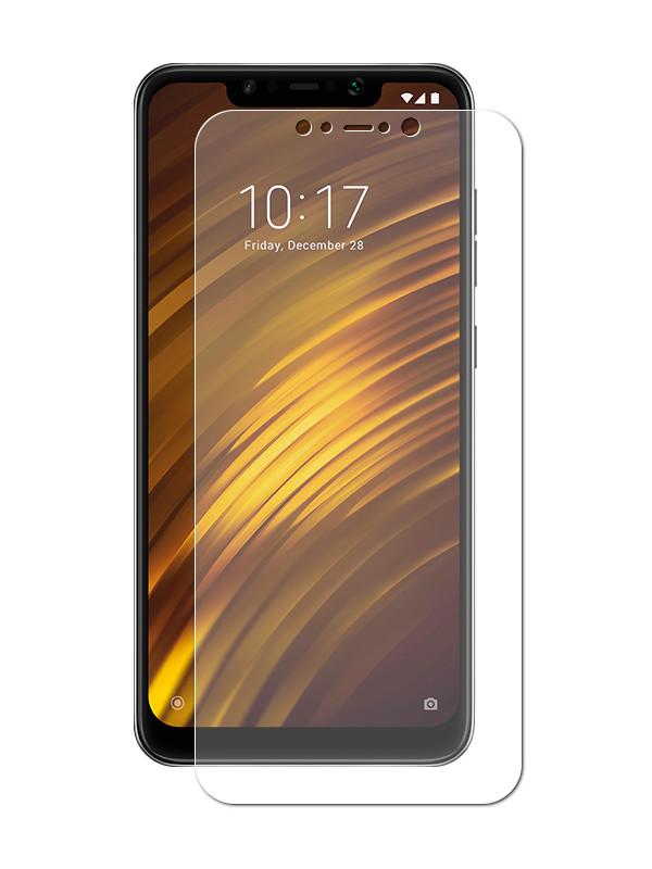 Аксессуар Защитное стекло Zibelino для Xiaomi Pocophone F1 TG ZTG-XIA-RDM-F1