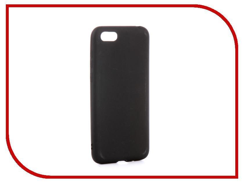 Аксессуар Чехол для Huawei Y5 Prime 2018 Zibelino Soft Matte Black ZSM-HUA-Y5PR-2018-BLK электрический шкаф hansa boec68209 вишневый