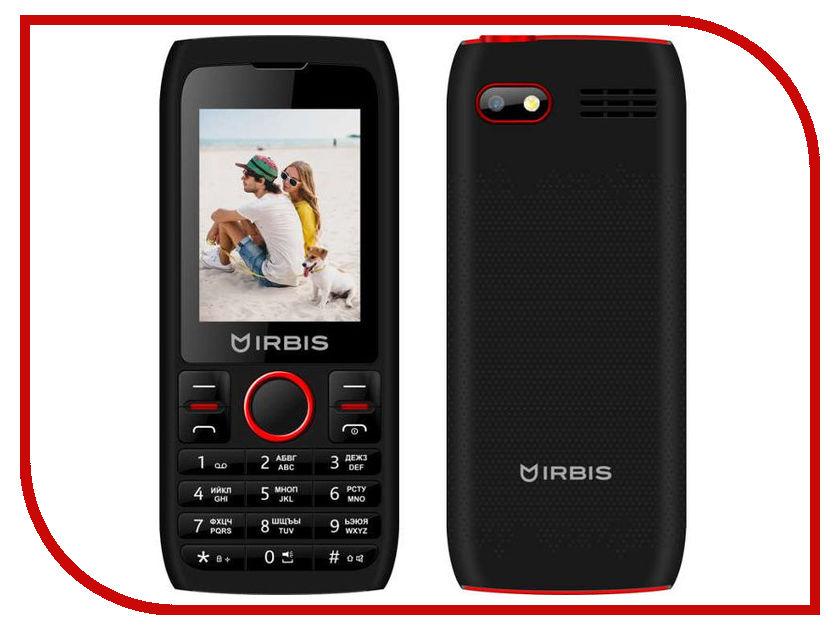 Сотовый телефон Irbis SF54 Black-Red стоимость
