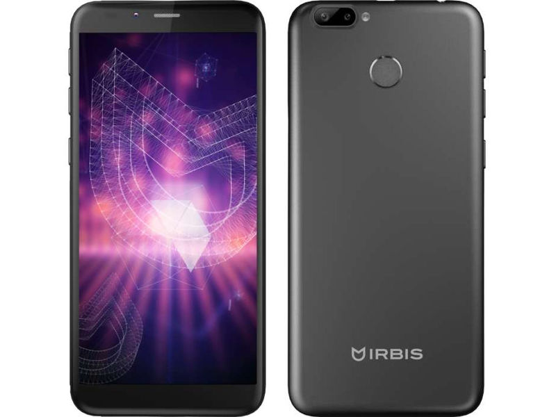Сотовый телефон Irbis SP571 Black цена
