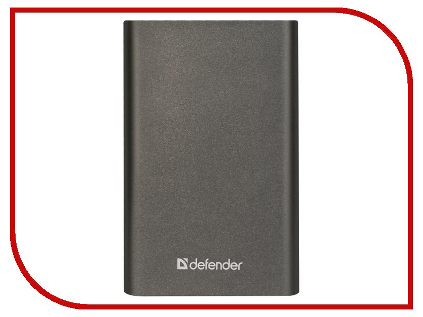 все цены на Аккумулятор Defender ExtraLife 8000B 8000mAh Black 83622 онлайн