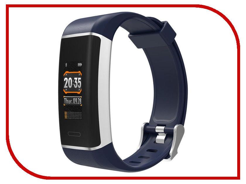 Умный браслет ZDK W7 Blue zdk q360 orange