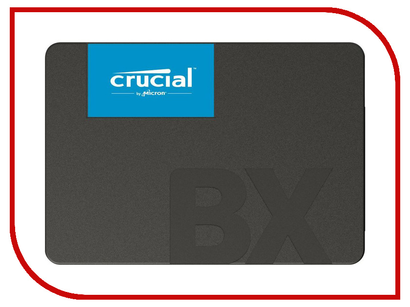 Жесткий диск Crucial CT120BX500SSD1 crucial crucial ct25664aa1067