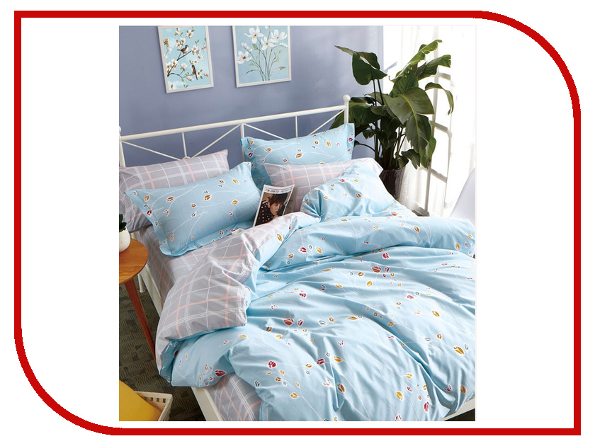 Постельное белье Art Cotton Блаженство Комплект 2 спальный Сатин петр гиларовский истинное блаженство россии