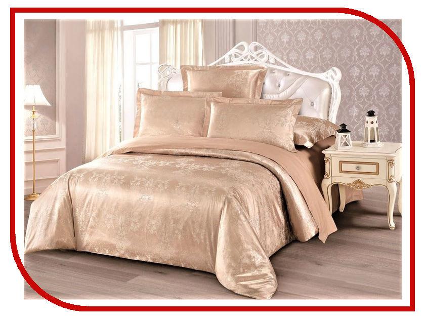 Постельное белье Хлопковый Рай Люси Комплект 2 спальный Сатин-жаккард рай
