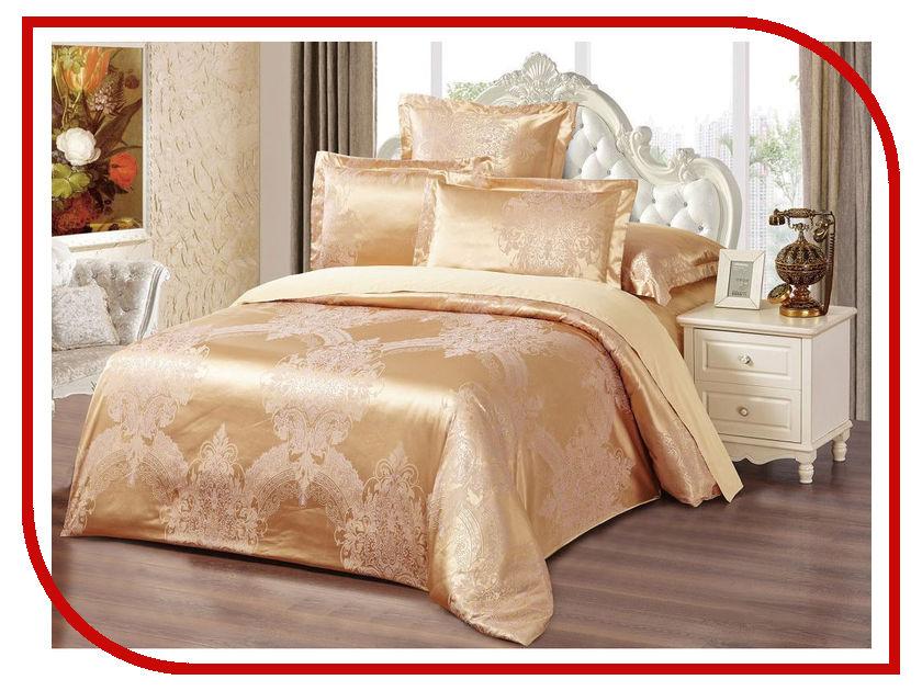 Постельное белье Хлопковый Рай Лани Комплект 2 спальный Сатин-жаккард рай