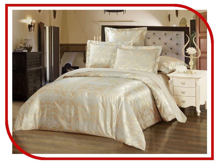 Постельное белье Хлопковый Рай Гроу Комплект 2 спальный Сатин-жаккард