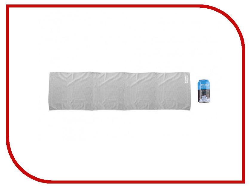 Полотенце ROMIX RH20 30x120cm Grey 30366 romix rh18 sports arm bag