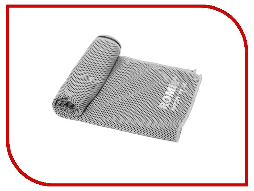 Полотенце ROMIX RH24 30x85cm Grey 30368 romix rh18 sports arm bag