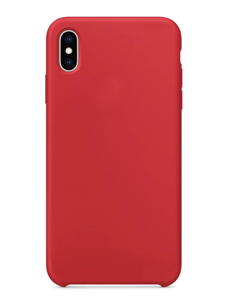 Чехол APPLE iPhone XS Max Silicone Case Product Red MRWH2ZM/A