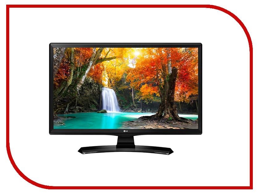 Телевизор LG 28TK410V-PZ Black lg 32lk510bpld black телевизор