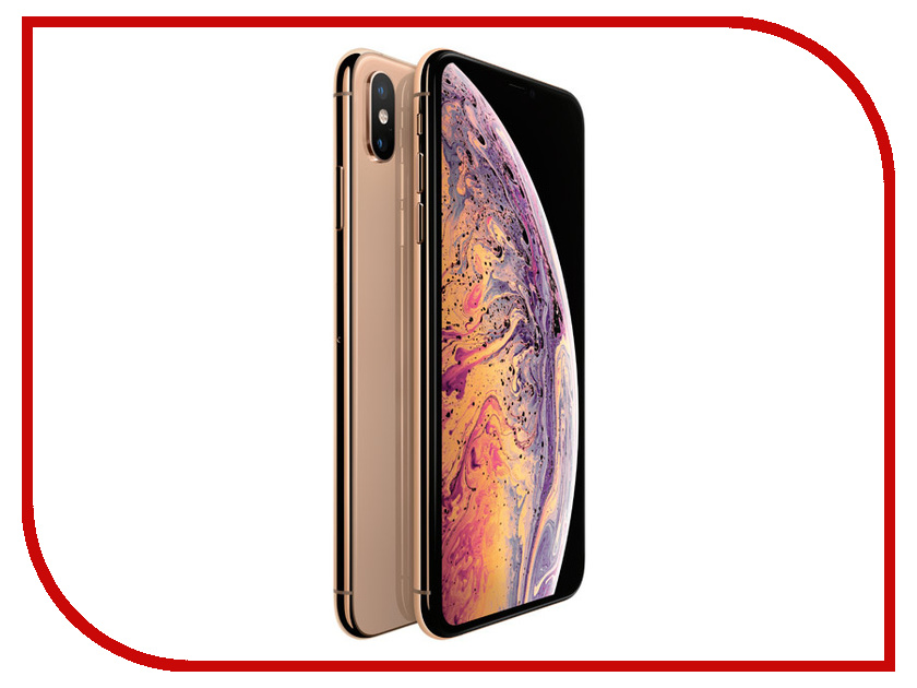 Сотовый телефон Apple iPhone Xs Max 64GB Gold MT522RU/A