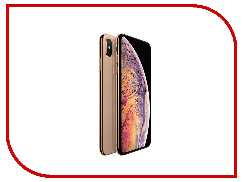 Сотовый телефон Apple iPhone Xs Max 512GB Gold MT582RU/A