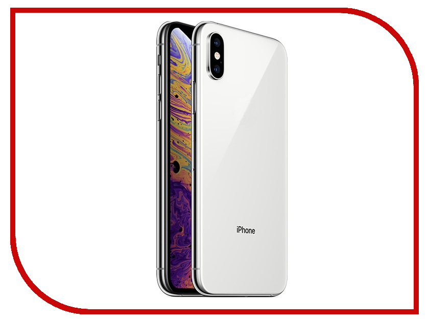 Сотовый телефон Apple iPhone Xs 64GB Silver MT9F2RU/A