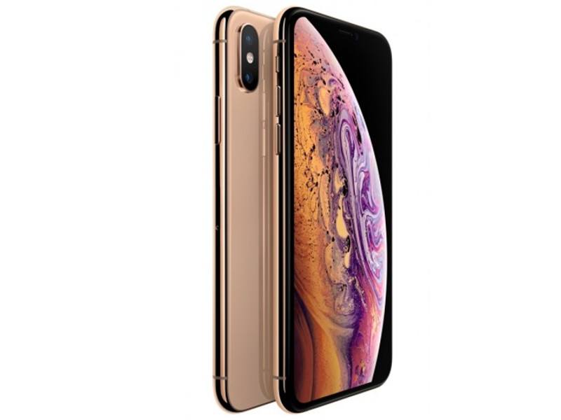Сотовый телефон Apple iPhone Xs 64GB Gold MT9G2RU/A