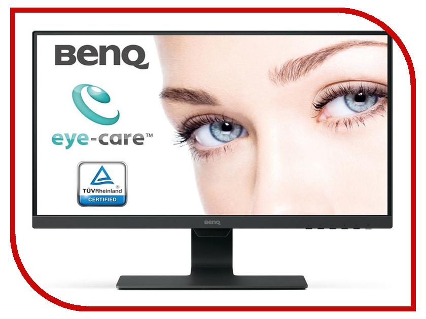 Монитор BenQ GW2480E Black монитор benq bl2411pt black