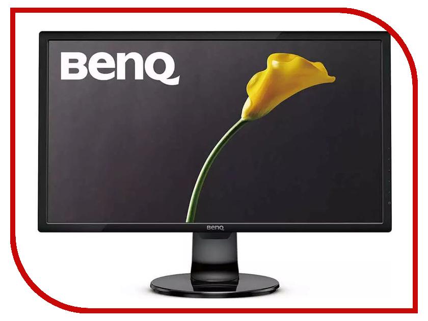 Монитор BenQ GL2460BH Glossy Black монитор benq 24 gl2450hm bk bk 9h l7cla rbe