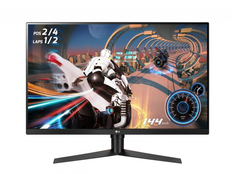 Монитор LG 32GK850F-B Black цена