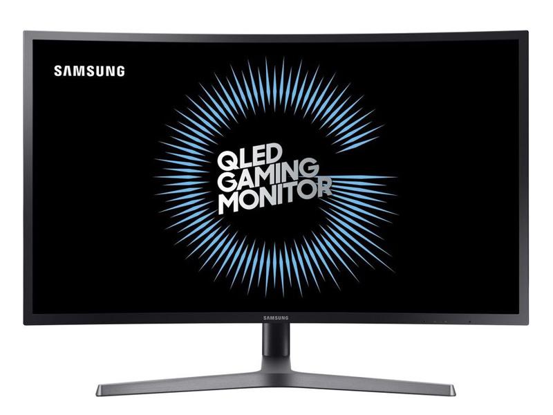 Монитор Samsung C27HG70QQI Black