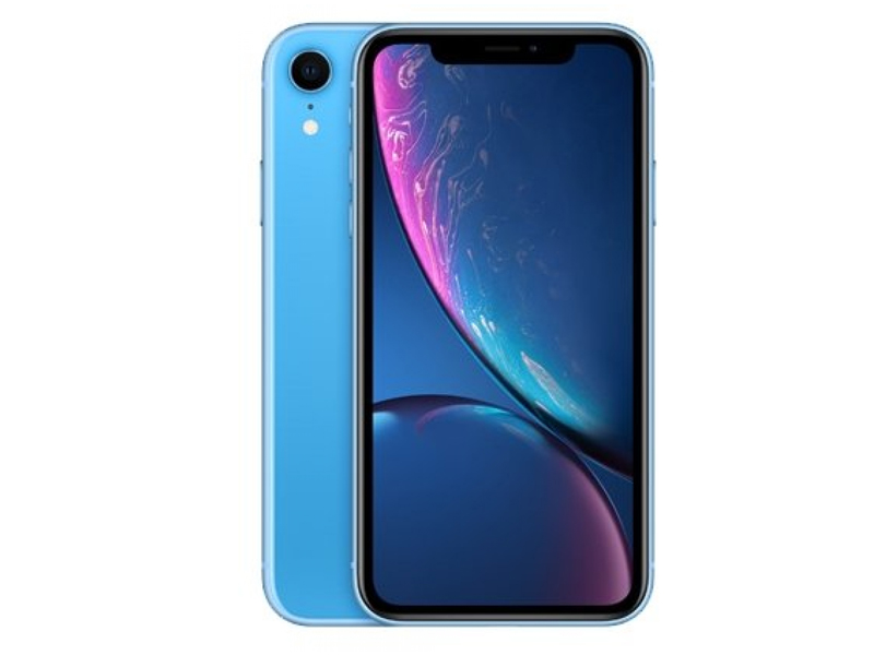 Сотовый телефон APPLE iPhone XR - 64Gb Blue MRYA2RU/A