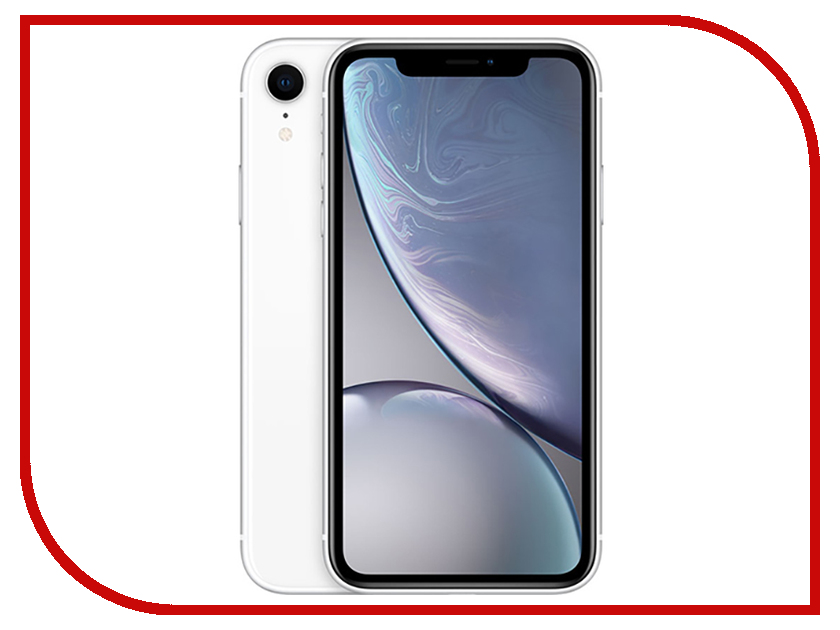 Сотовый телефон APPLE iPhone XR - 128Gb White MRYD2RU/A телефон apple iphone xr 128gb black
