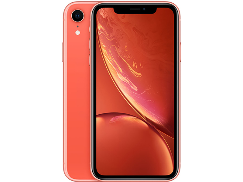 Сотовый телефон APPLE iPhone XR - 128Gb Coral MRYG2RU/A