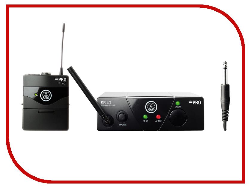 Радиосистема AKG WMS40 Mini Instrumental Set Band US25B instrumental and terminal personal values