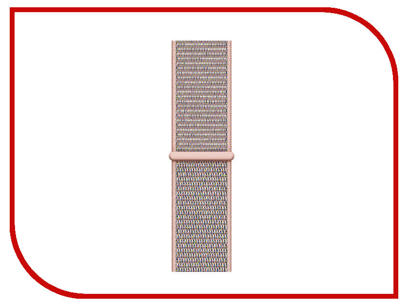 Аксессуар Ремешок APPLE Watch 40mm Sport Loop Pink Sand MTLU2ZM/A unicorn 3d printing fashion makeup bag maleta de maquiagem cosmetic bag necessaire bags organizer party neceser maquillaje