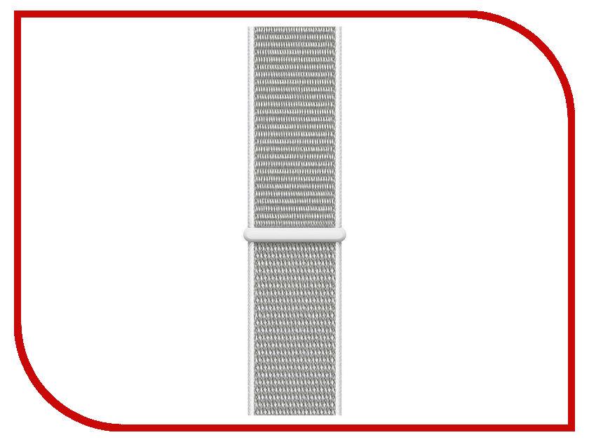 Аксессуар Ремешок APPLE Watch 44mm Sport Loop Seashell MTMA2ZM/A ремешок apple sport loop для watch 38 мм желтый неон