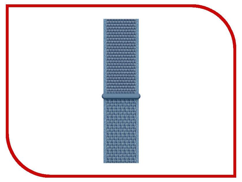 Фото - Аксессуар Ремешок APPLE Watch 44mm Sport Loop Cape Cod Blue MTME2ZM/A peter hadley sport футболка