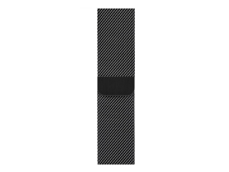 Аксессуар Ремешок APPLE Watch 40mm Milanese Loop Space Black MTU12ZM/A milanese loop page 3