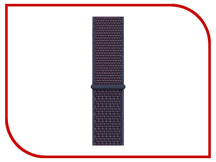 <b>Аксессуар ремешок</b> apple watch 44mm <b>sport</b> loop indigo mu7a2zm ...