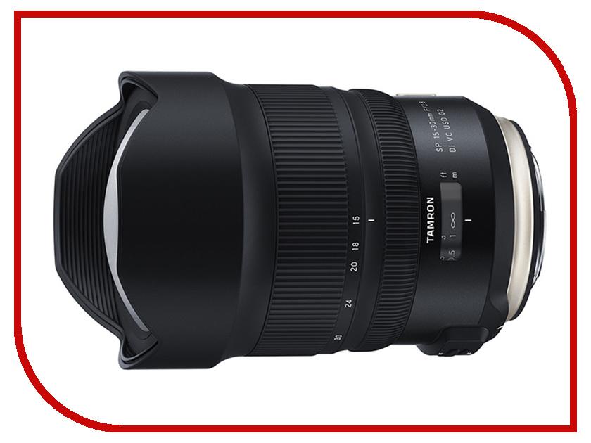 Объектив Tamron 15-30mm f/2.8 SP Di VC USD G2 (A041) Nikon F объектив tamron canon sp 15 30 mm f 2 8 di vc usd