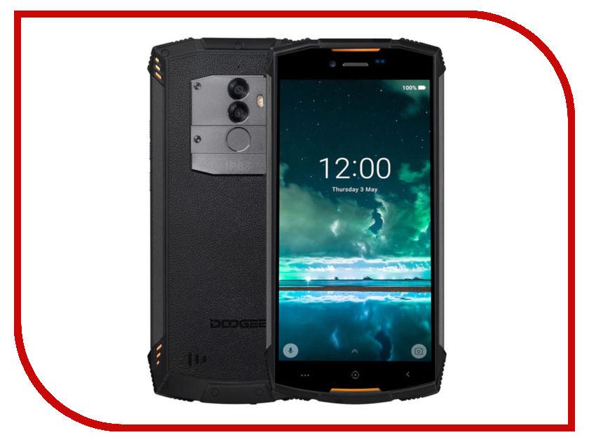 Сотовый телефон DOOGEE S55 Gold сотовый телефон doogee x6s white
