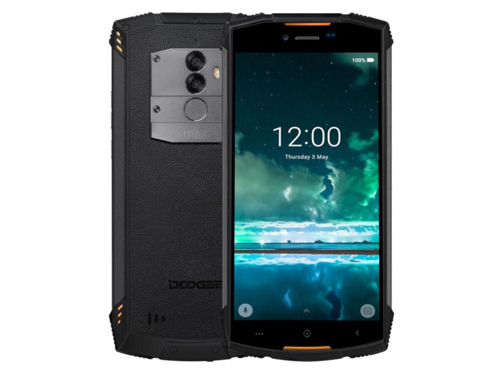 Сотовый телефон DOOGEE S55 Gold