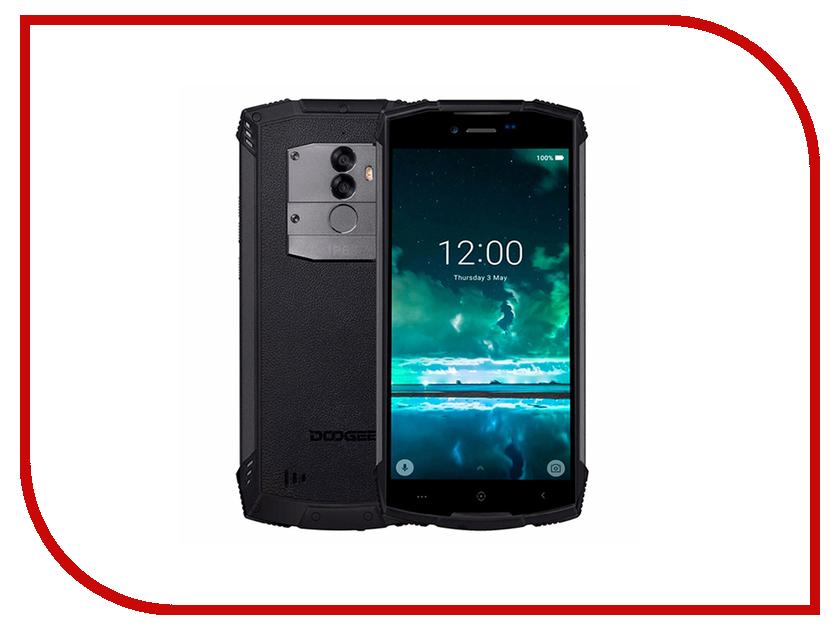 Сотовый телефон DOOGEE S55 Black сотовый телефон philips s386 navy