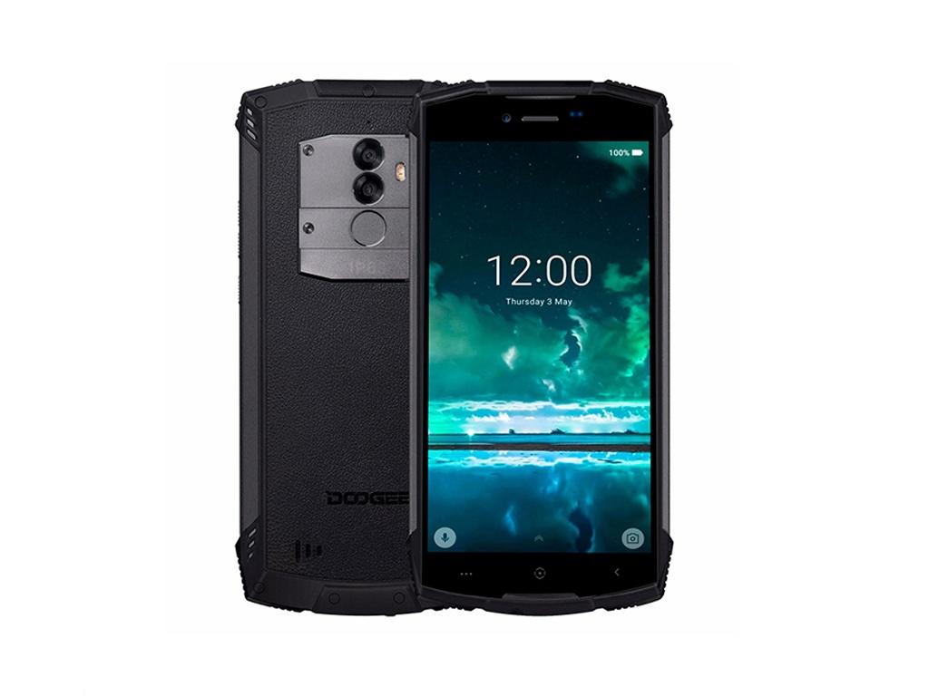 Сотовый телефон DOOGEE S55 Black