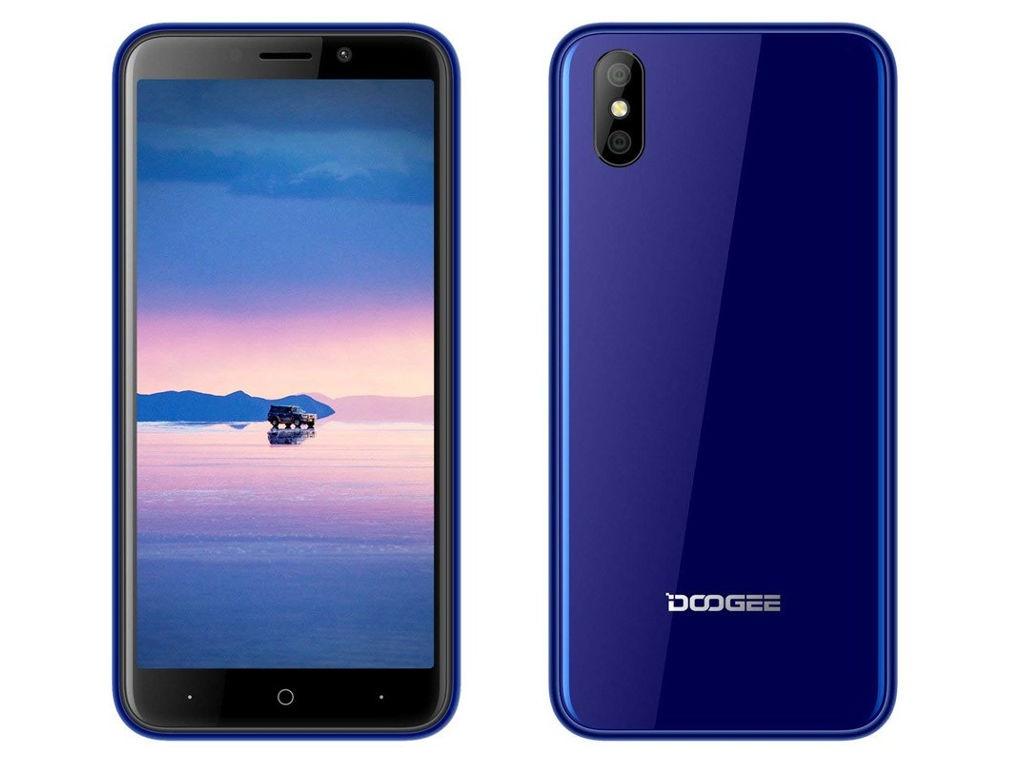 Сотовый телефон Doogee X50L Blue