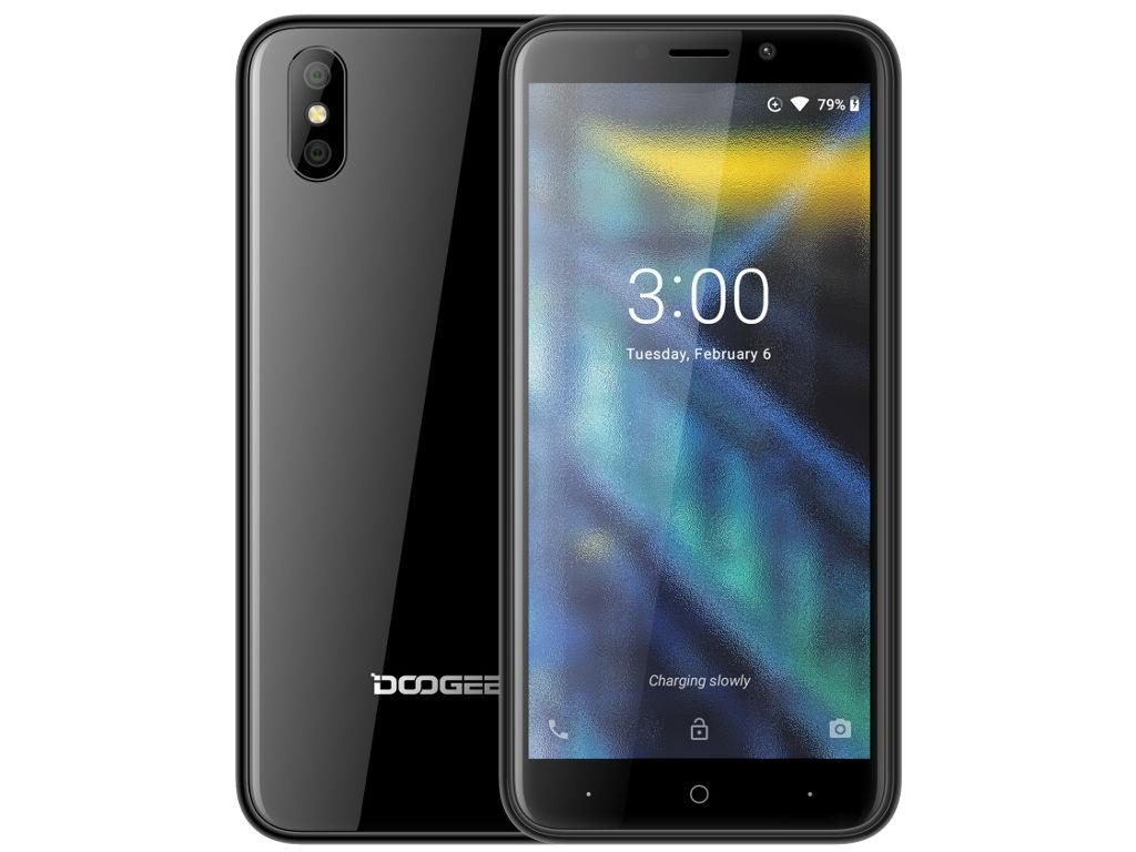 Сотовый телефон Doogee X50L Black