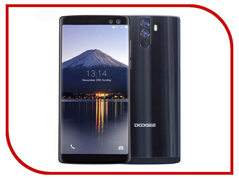 Сотовый телефон DOOGEE BL12000 Pro 64GB Black