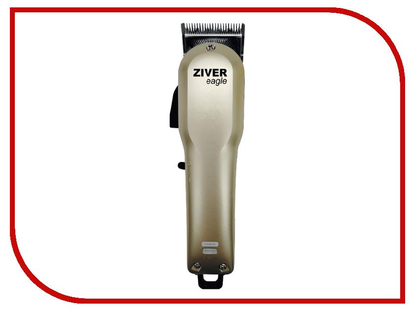Машинка для стрижки Ziver 216 Eagle Gold 20.ZV.070 машинка для стрижки животных ziver 210