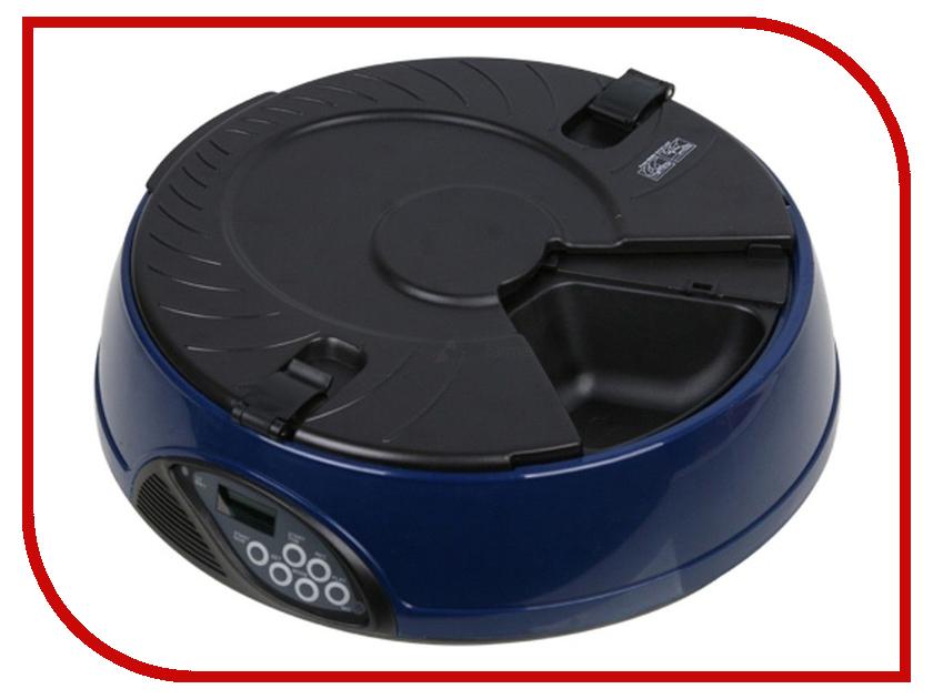 Автоматическая кормушка Petwant PF-18 Dark-Blue